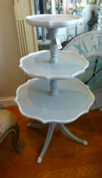 Vintage 3 Tier Table