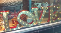 LOVE Letters LED Sign