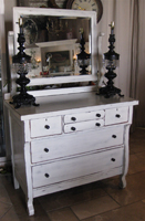 Antique Empire Dresser