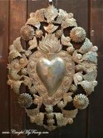 Openwork Sacred Heart