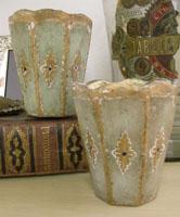 Florentine Cups