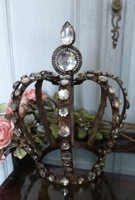 Large Jeweled Crown