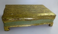 Footed Florentine Box