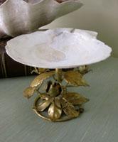 Vintage Shell Soap Dish
