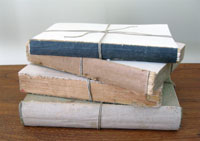 Vintage Deconstructed Book Bundles