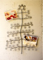 Wall Tree Card Holder